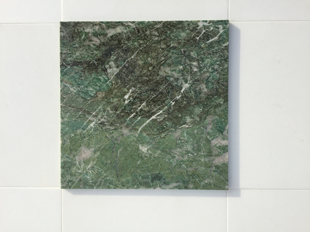 Verde Alma Fényes Gránit 30,5×30,5×1 cm  Azonnal Elérhető