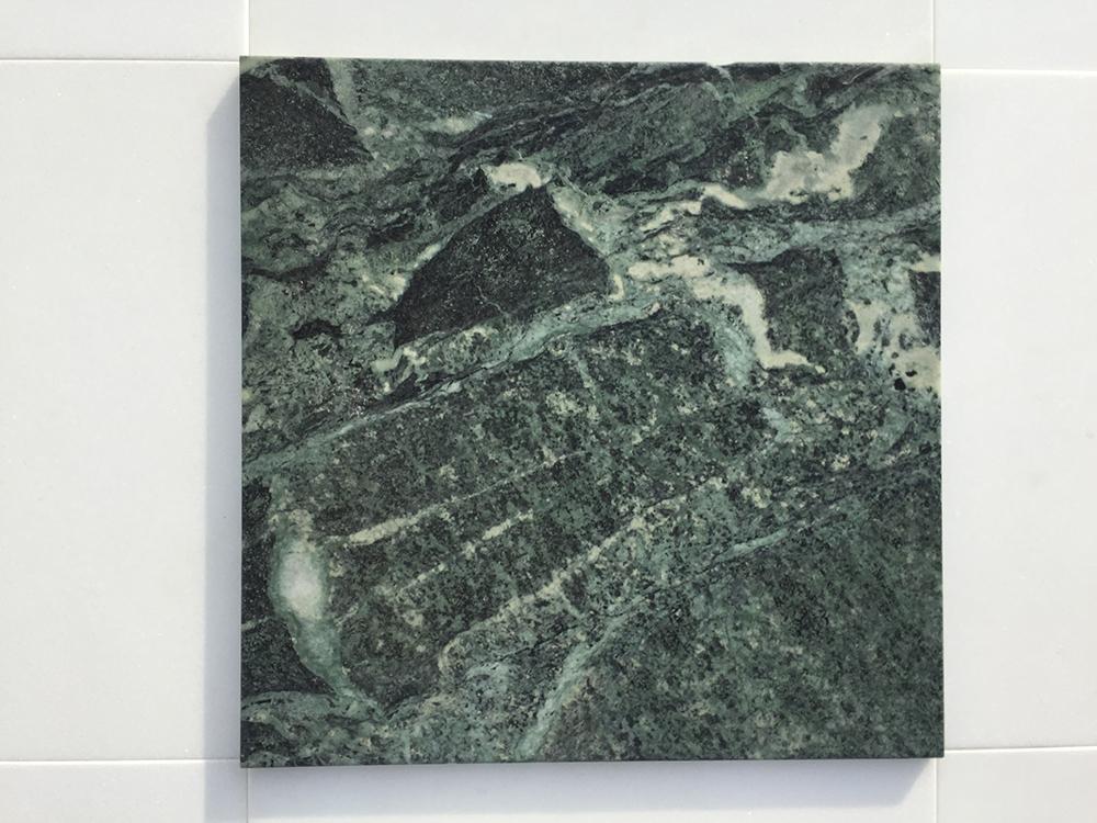 Verde Alpi Antikolt Márvány 30,5×30,5×1 cm  Azonnal Elérhető